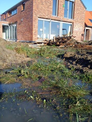 drainage terrain argileux maison les types de sol le sol. Black Bedroom Furniture Sets. Home Design Ideas